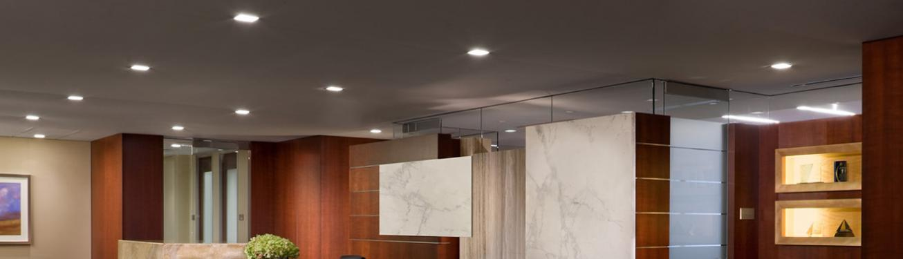 when to use recessed lights vs ceiling lights
